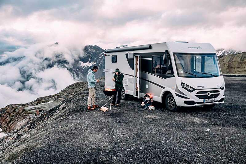 ALQUIVAN: Caravanas, Autocaravanas y Campers